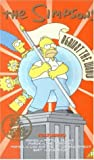 The Simpsons - Against The World [VHS] [UK Import]
