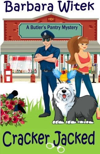 Cracker Jacked: A Butler's Pantry Mystery by Barbara Witek (2015-09-24)