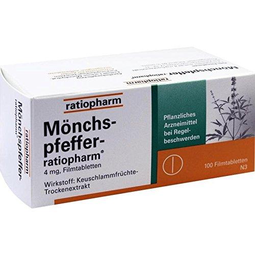 MÖNCHSPFEFFER-ratiopharm 100 stk
