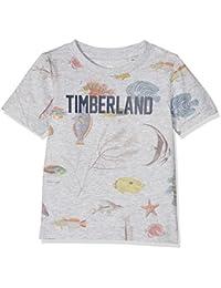 Timberland T25l58, T-Shirt Garçon