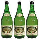 Frizzantino bianco dolce Gualtieri Dell`Emilia IGT 3 x 1,50 L - Vino Frizzante - Weißer Süßer Perlwein 7,5 % Vol. aus Italien