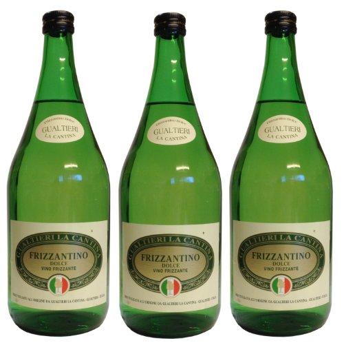 Frizzantino-bianco-dolce-Gualtieri-DellEmilia-IGT-3-x-150-L-Vino-Frizzante-Weier-Ser-Perlwein-75-Vol-aus-Italien