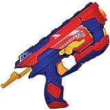 Lap Toys Manual Soft Dart Gun 10 Bullets