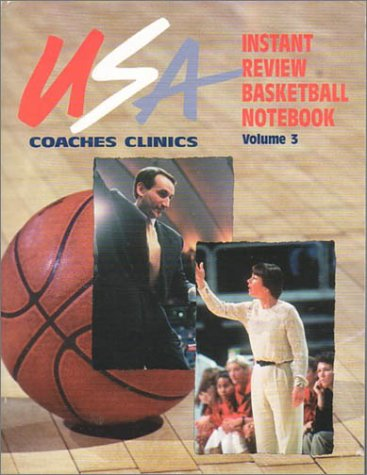 Instant Review Basketball Notebook, 1992: 3 por Bob Murrey