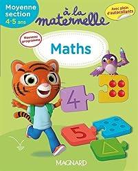 Maths Moyenne section : 4-5 ans