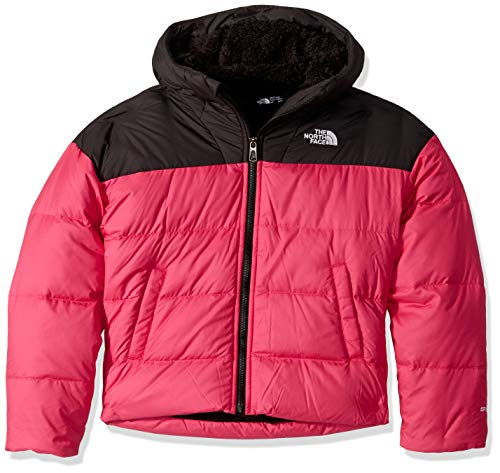 THE NORTH FACE Kinder Moondoggy Down JKT isolierte Daunen L Mr. Pink (Face Jacke North Down Micro)
