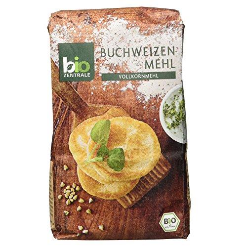 Biozentrale Buchweizenmehl, 500 g