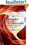 M�moires de Mme de Motteville sur Ann...