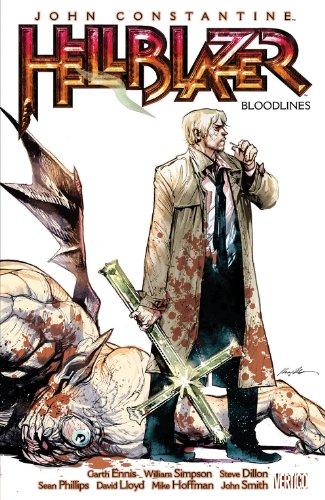 John Constantine, Hellblazer Vol. 6: Bloodlines (Hellblazer (Graphic Novels))