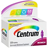 Centrum Vitamins And Supplements - Best Reviews Guide