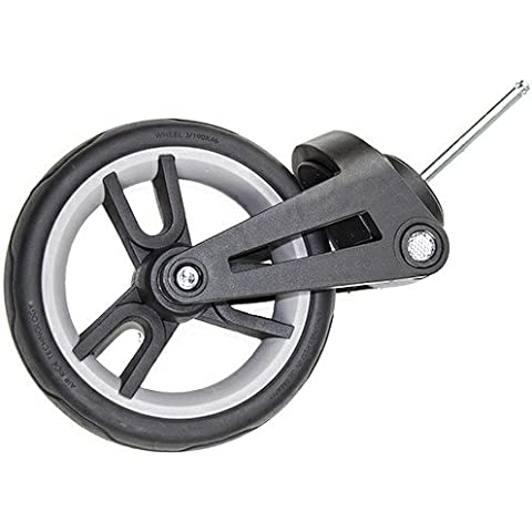 teutonia ruota anteriore 3–Sonda/cosmo 190mm/6razze nero/grigio