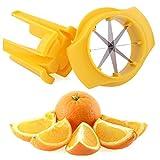Stainless steel Lemon Lime Slicer Wedger...