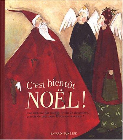 C'est bientôt Noël : Une histoire par jour du 1er au 23 décembre, et trois de plus pour le soir du réveillon !