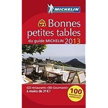 Bonnes petites tables France 2013