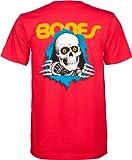 Powell Peralta Ripper T-Shirt L rot