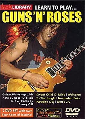 Lick Library: Learn To Play Guns N' Roses [UK Import]