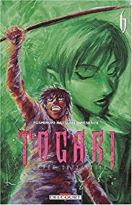 Togari L'épée de justice Edition simple Tome 6