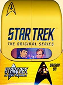 Star Trek : The Original Series : L'Intégrale Saison 1 - Coffret 8 DVD
