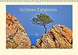 Schönes Katalonien (Wandkalender 2019 DIN A3 quer): Katalonien in Spanien ist immer eine Reise und einen Blick wert (Monatskalender, 14 Seiten ) (CALVENDO Orte) - Martina Fornal