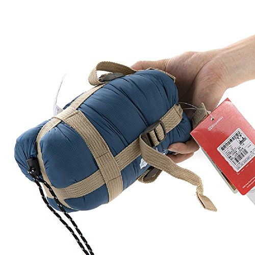 Yvonnelee Sommer Herbst Schlafsack Deckenschlafsack für Kinder und Erwachsene Super Leicht Klein Wasserabweisend Hochwertiger Outdoor Camping Zubehör