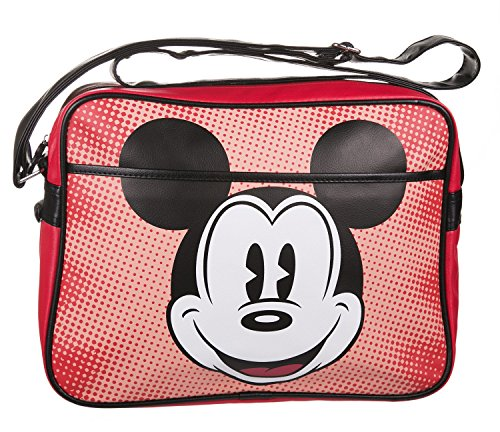 Image of Mickey Mouse - Retro Mickey Shoulder Bag