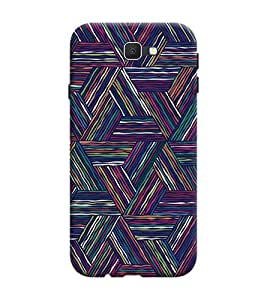 Samsung Galaxy A7-6 (2016 Model) Back Cover Designer 3d printed Hard Case Cover for Samsung A7 2016 Edition (A7 6 Model) by Gismo - Pattern and design