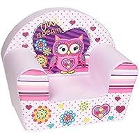 "Knorrtoys 68337 - Kindersessel - ""Owl"" preisvergleich bei kinderzimmerdekopreise.eu"