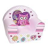 """Knorrtoys 68337 - Kindersessel - """"Owl"""""""