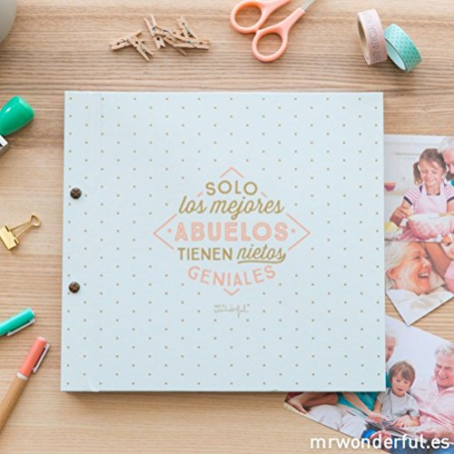 Mr. Wonderful Álbum mensaje