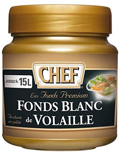 CHEF Fonds Blanc de Volaille Pre...