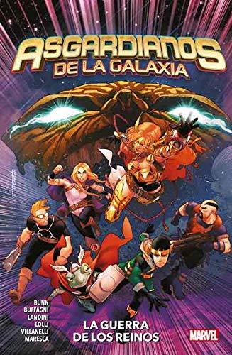 Asgardianos De La Galaxia