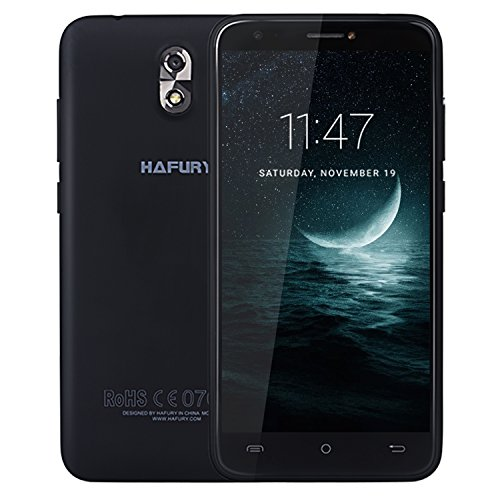 CUBOT HAFURY MIX - 3G Android 7.0 Smartphone 5.0