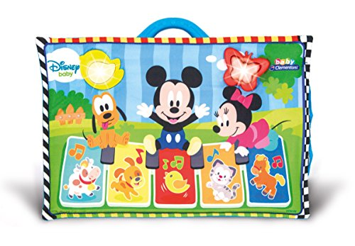 Clementoni baby 17167 - disney baby mickey pannello culla