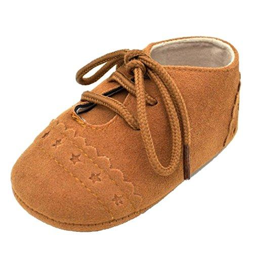 Bébé Chaussure en Toile,LMMVP Fille de Garçons de Bébé Chaussure en Toile Enfant en Bas Age Antidérapant Sneaker à Semelle Souple