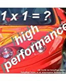 1 x 1 = high performance