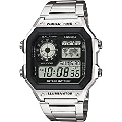 Idea Regalo - Orologio da Uomo Casio Collection AE-1200WHD-1AVEF