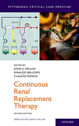 Continuous Renal Replacement Therapy (Pittsburgh Critical Care Medicine) (English Edition)