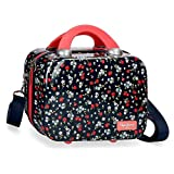 Pepe Jeans Jareth Beauty Case da viaggio 33 centimeters 11.55 Multicolore (Multicolor)