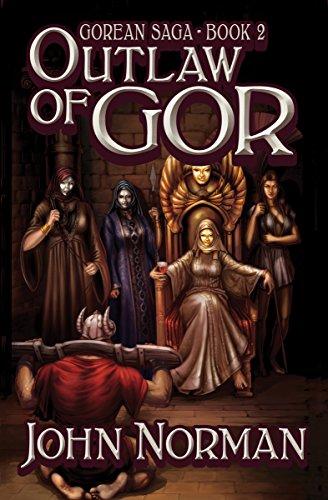 2da94ccc1d226 Outlaw of Gor (Gorean Saga Book 2)
