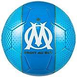 Collection officielle Olympique de Marseille. Ballon de football OM. OLYMPIQUE DE MARSEILLE. Produit sous licence officielle. Taille standard 5. Neuf, sous emballage. Matière Polyuréthane. Produit sous licence officielle, marque protégée.