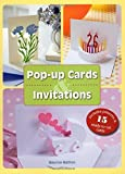 Pop-Up Cards and Invitations by Maurice Mathon (2012-01-26)