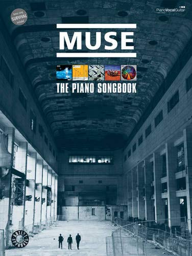 Muse Piano Songbook: Piano/Voice/Guitar (Pvg) -