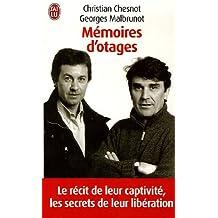 Mémoires d'otages : Notre contre-enquête