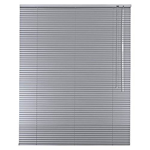 Easy-Shadow Standard Aluminium Jalousie 50 x 200 cm silber – 50×200 cm – Alu-Jalousie Jalousette