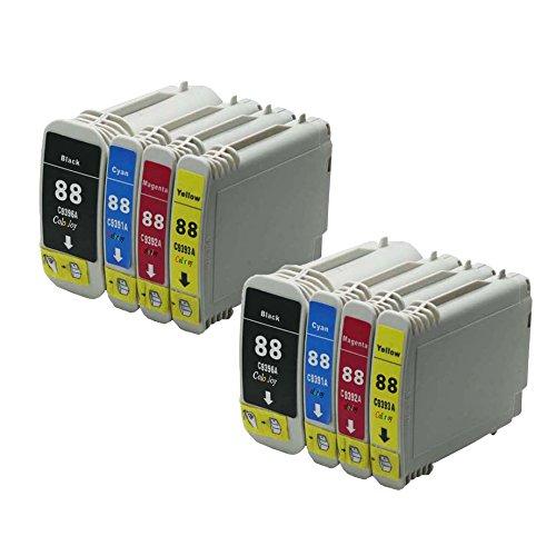 ColorJoy compatibile per HP 88X L c9396an c9391an c9392an c9393an inchiostro ad alta resa