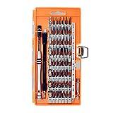 60-in-1 Präzisions-Schraubendreher-Set, Multifunktions-Reparatur-Tool-Kit Mit 56 Magnetschraubendreher Für iPhone, iPad, Handy, Laptop, PC, Tablet, Elektronische Geräte und Mehr