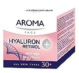 Aroma Day Cream Hyaluron + Retinol
