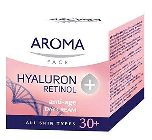 Hyaluron + Retinol Day Cream by Aroma