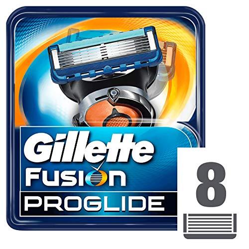 Gillette Fusion ProGlide Recambio de Maquinilla de Afeitar - 8 Unidades