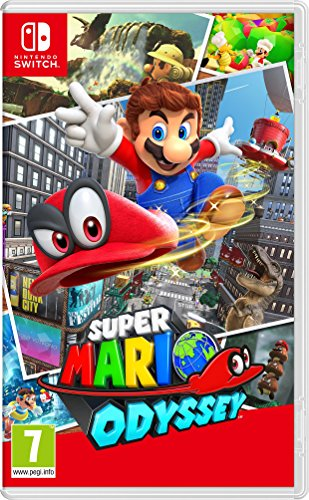Super Mario Odyssey (Nintendo Switch) (New)
